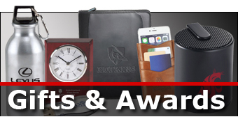 Custom Gifts and Awards