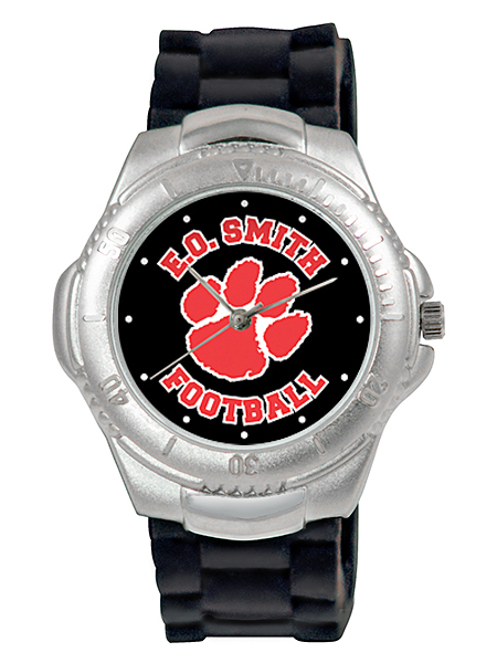 Budget C custom logo watch