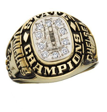 rl120 Championship Ring