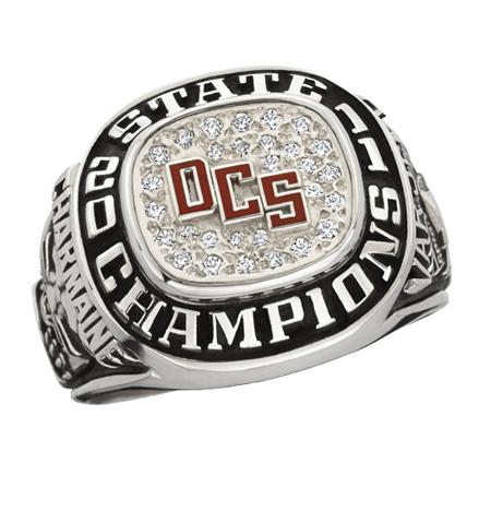 RL125 Championship Ring