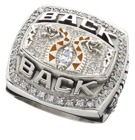 RM105 Championship Ring