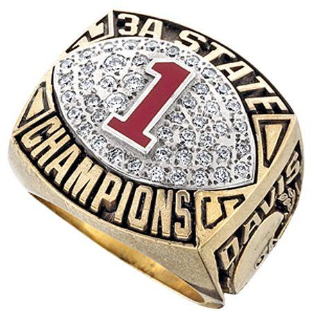 rm220 championship ring
