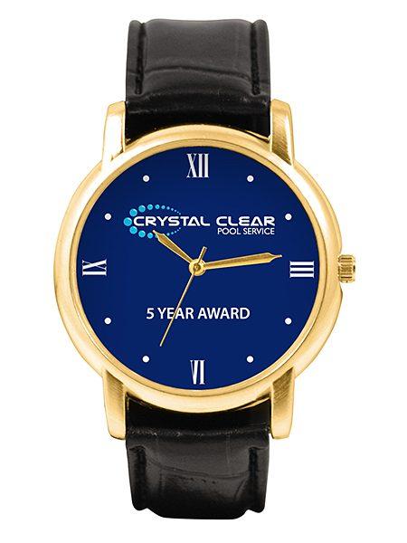 Custom Logo Watch