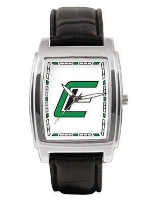 Exclusive Square Mens Logo Watch