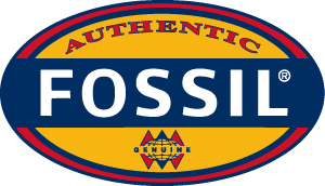 Fossil Collection Logo Watches