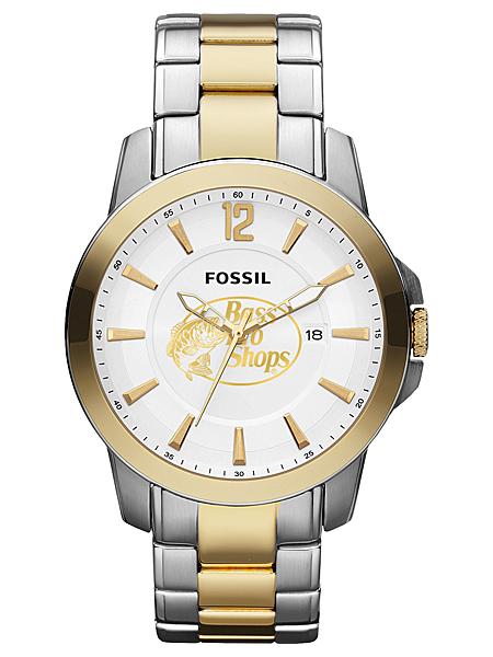 Fossil Custom Logo Watch