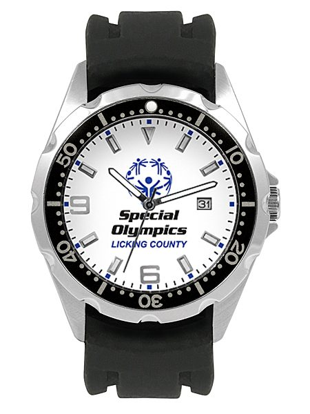 Professional Sport 3 Custom Logo Watch