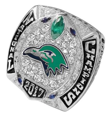 RI895 Championship Ring