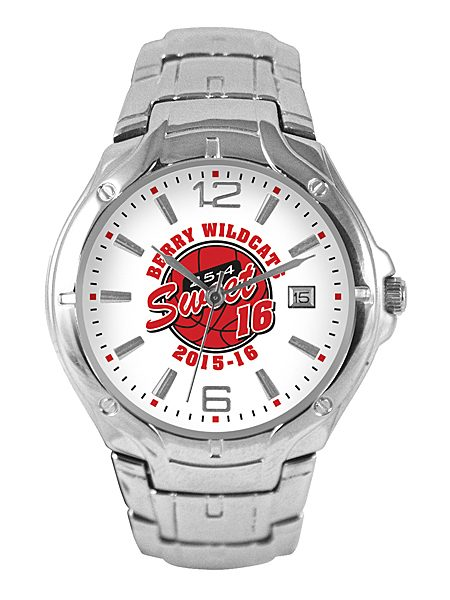 Royal Challenger custom logo watch