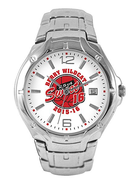 Royal Challenger custom logo watch