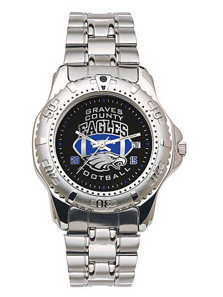 Royal Champion Custom Logo Watch