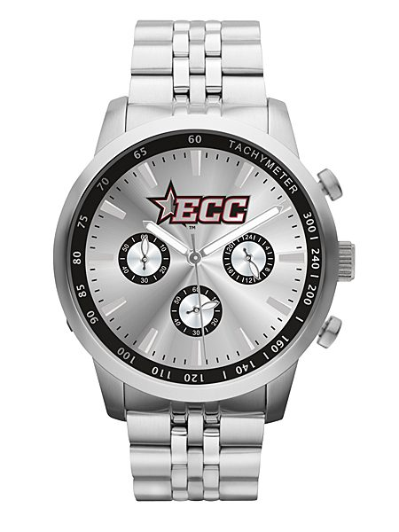 royal chronograph custom logo watch