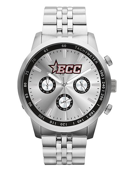 royal chronograph custom logo watch