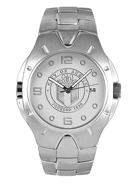 royal Competitor Custom Logo Watch