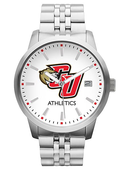 Freedom Silver Custom Logo Watch
