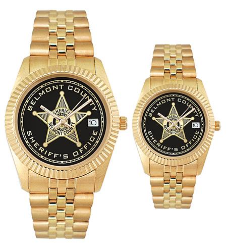 royal gold women's watch
