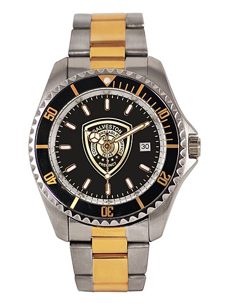 royal mariner custom logo watch