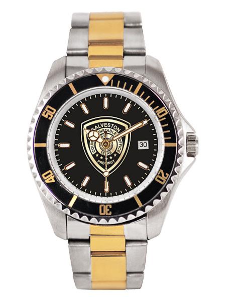 royal mariner custom logo watch