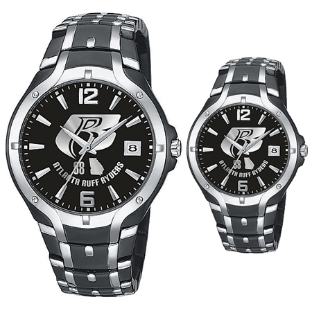 midnight silver matching men's and women's watches