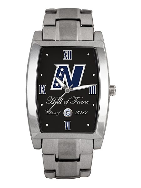 royal square custom logo watch