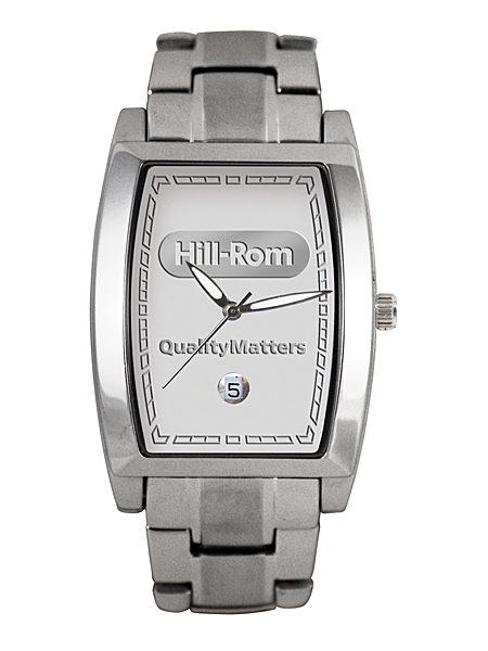 royal Square Custom Logo Watch