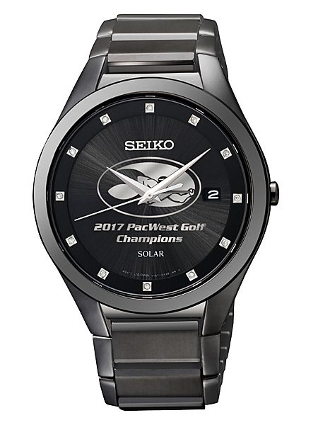 seiko ws-3026 custom logo watch