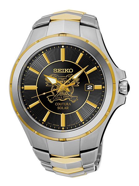 seiko ws-3030 custom logo watch
