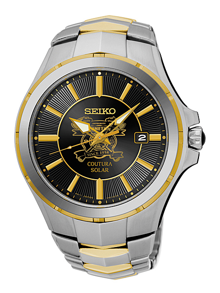 seiko ws-3030 custom logo watch