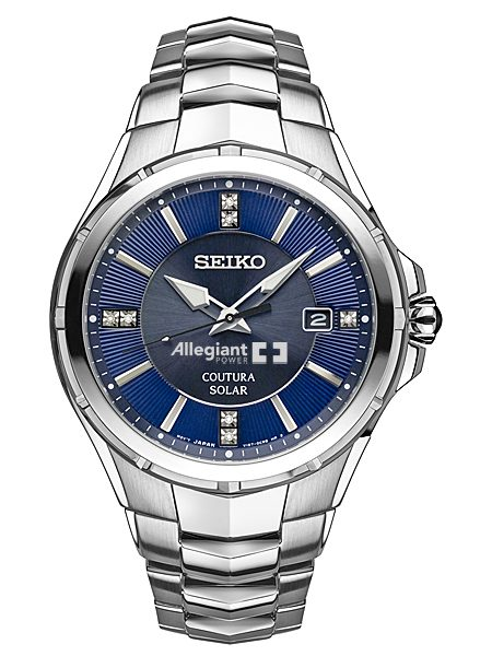 Seiko WS-3048 custom logo watch