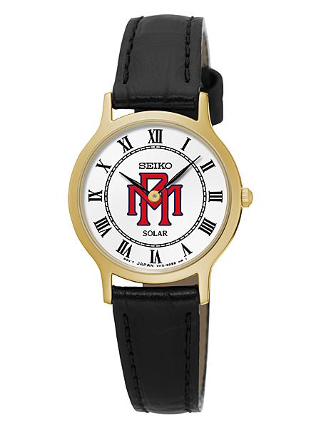 Seiko ws-3005 custom logo watch