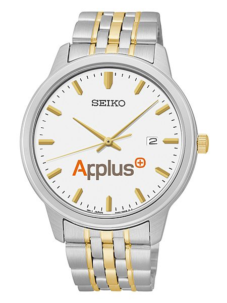 Seiko WS-3012 Custom Logo Watch