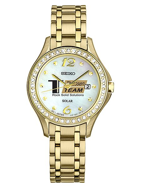 seiko ws-3045 custom logo watch