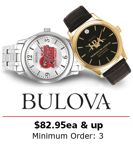 Bulova Custom Logo Watches