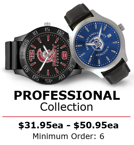 Professional Collection Custom Logo Watches