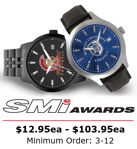 SMi Awards Custom Logo Watches