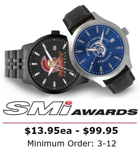 SMi Awards Custom Logo Watches