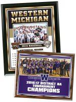 Team Photo Plaques