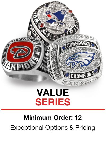 Value Series Rings