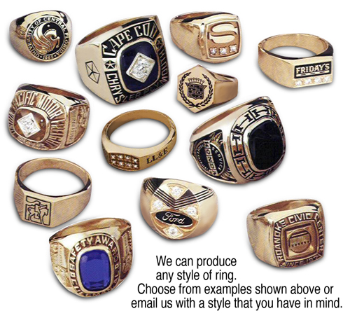 classic & contemporary rings