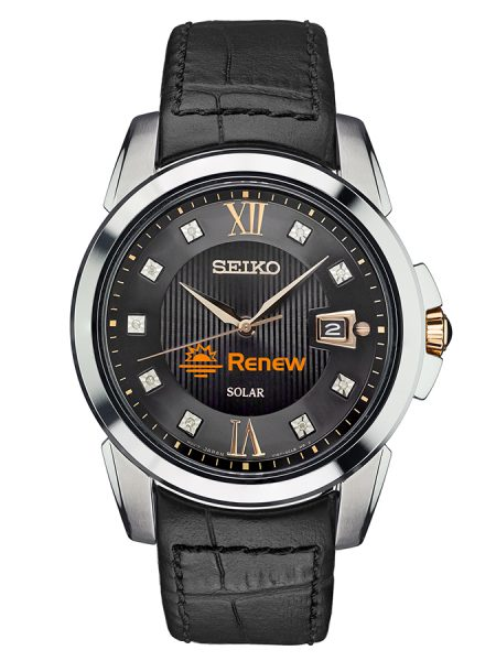 Seiko Logo Watch