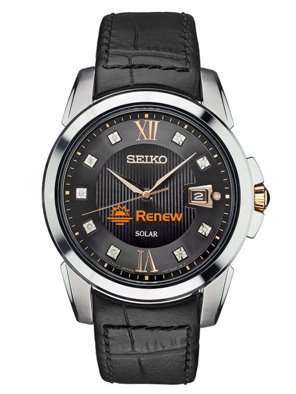 Seiko Logo Watch