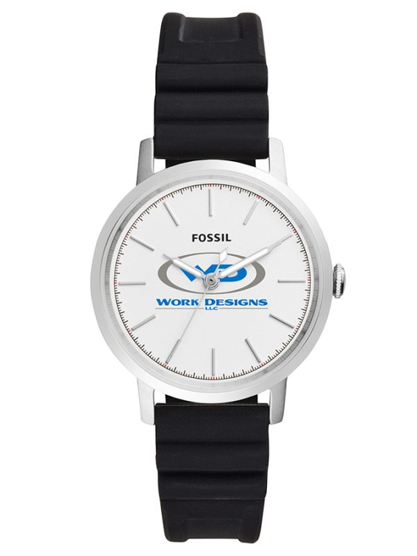 Fossil Logo watch