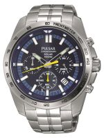 Pulsar Logo Watch