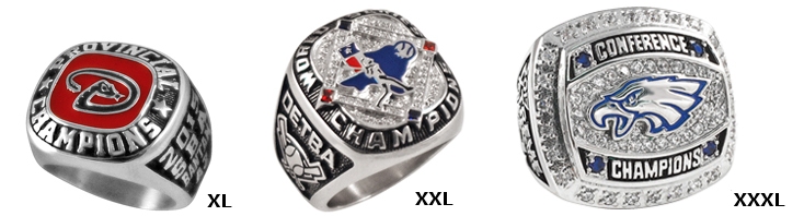 Value Series Championship Rings