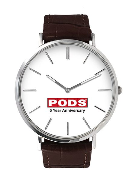 Professional Profile Logo Watch