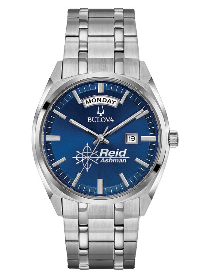 WB-2054 Bulova Custom Logo Watches from SMi Awards
