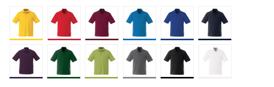 Dade Polo Colors