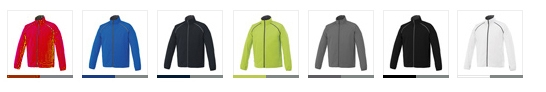 jacket colors