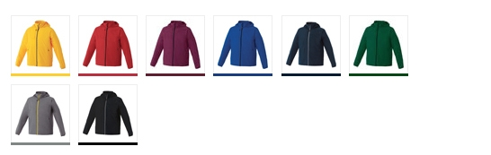 flint jacket colors