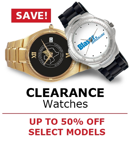 Clearance Custom Logo Watches